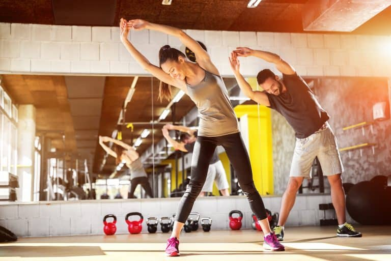 ممارسة الرياضة واتباع من الأهداف التي نخفق في تحقيقها