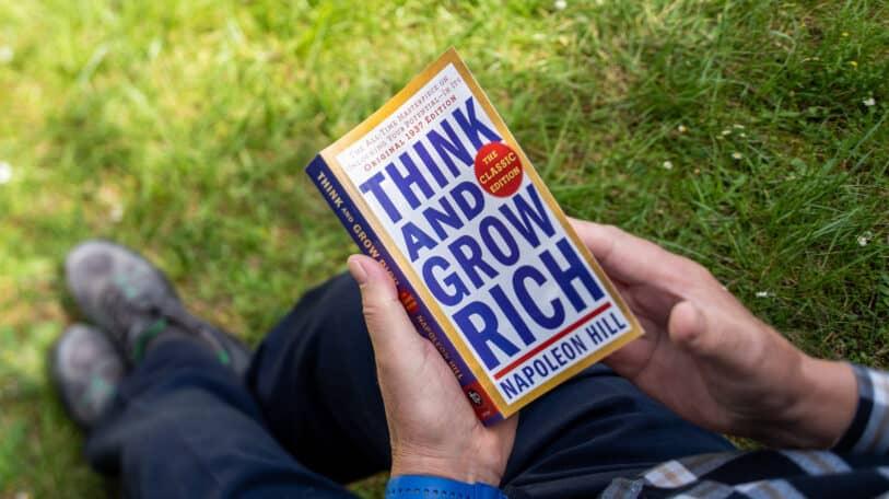 فكر تصبح غنيا.. في 5 خطوات